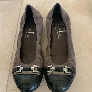 AGL flat shoes